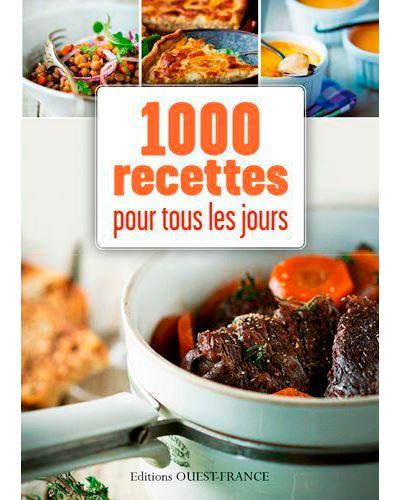 Mille recettes pour tous les jours