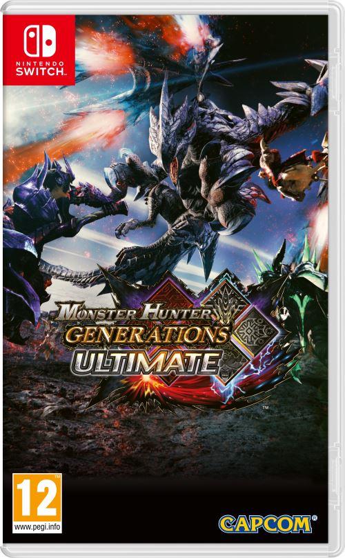 Monster Hunter Generations Ultimate Nintendo Switch