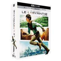 Le Labyrinthe La Trilogie Coffret Blu-ray 4K Ultra HD