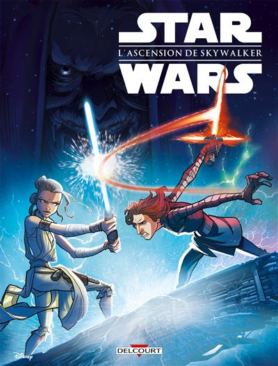 Star Wars L'Ascension de Skywalker (Jeunesse) - DELCOURT Star-Wars-L-ascension-de-Skywalker