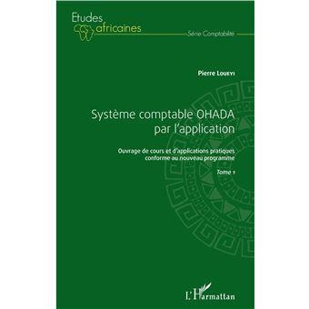 Systeme comptable ohada par l'application,1