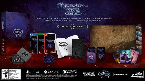 Neverwinter Nights Enhanced Edition Collector PS4