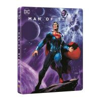 Man of Steel Steelbook Blu-ray