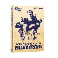 Deux nigauds contre Frankenstein Combo Blu-ray + DVD
