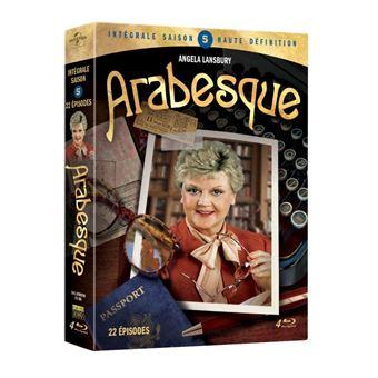 ArabesqueArabesque Saison 5 Blu-ray