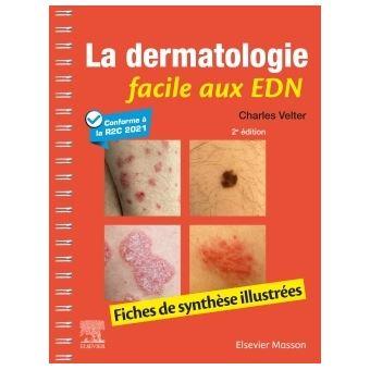 La dermatologie facile aux ECNi