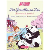 Bienvenue, les pandas !