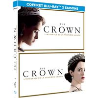 Coffret The Crown Saisons 1 et 2 Blu-ray