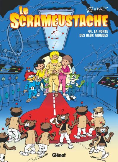 Le Scrameustache - Tome 44 - La Porte des deux mondes - 9782331045226 - 6,99 €