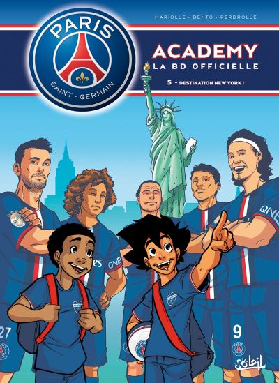 Paris Saint-Germain Academy