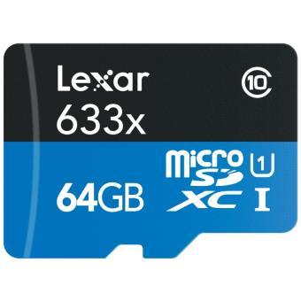 carte micro sd 64 go fnac 16€51 sur Carte MicroSDXC Lexar 64 Go Classe 10 + Lecteur USB 3.0