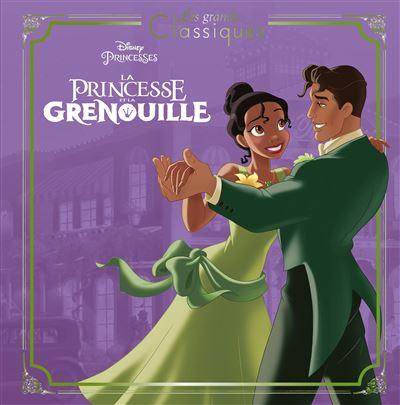 LA PRINCESSE ET LA GRENOUILLE - Les Grands Classiques - L'histoire du film - Disney Princesses