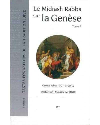 Le midrash rabba sur la genèse