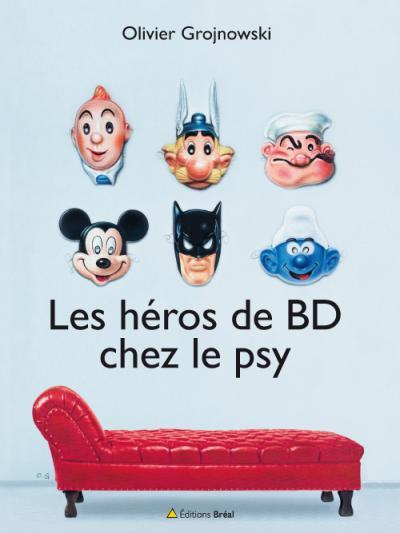 Les héros de la BD chez le psy