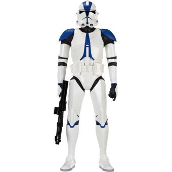 Figurine clone trooper 501 me l gion star wars 80 cm - Grande figurine star wars ...