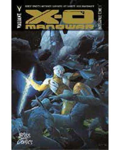X-O Manowar - L'intégrale Tome 1 : X-O Manowar