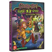Scooby-Doo! and the Curse of the 13th Ghost DVD