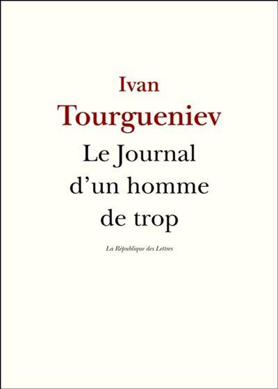 Le Journal d'un homme de trop - 9782824902975 - 4,99 €