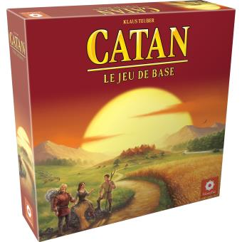 Jeu Catan