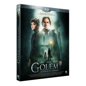Golem, le tueur de Londres Blu-ray