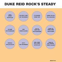 Duke Reid Rock's Steady Vinyle orange 180 gr
