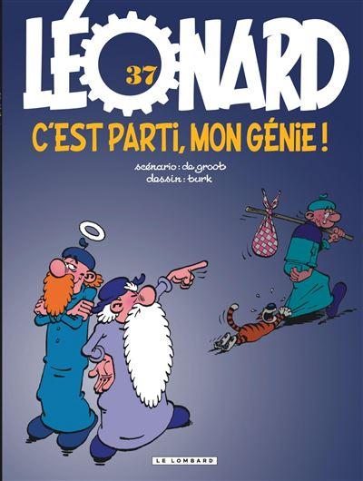 Léonard - C'est parti, mon génie !