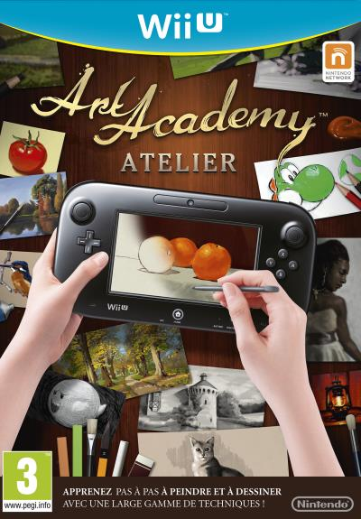 Art Academy U Wii U