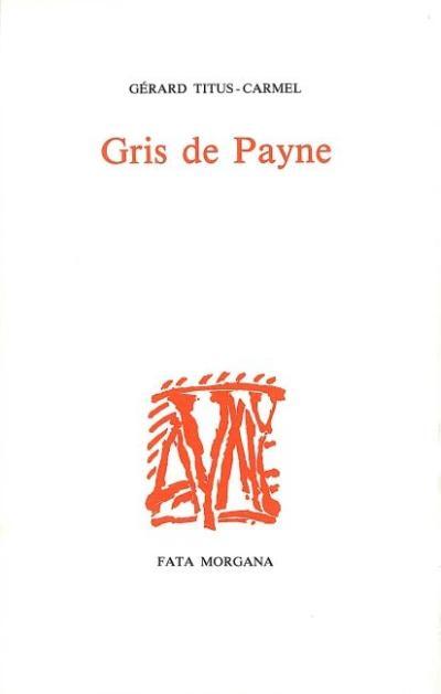 Gris de Payne