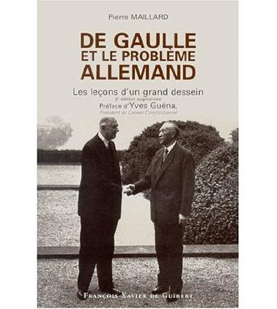 De Gaulle et le problème allemand