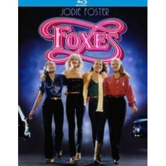 Foxes Blu-ray