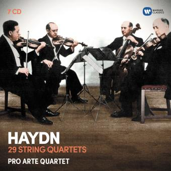 29 STRING QUARTETS/7CD