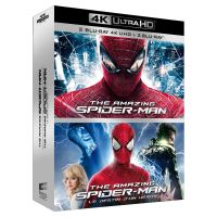 Coffret The Amazing Spider-Man 2 Films Blu-ray 4K Ultra HD