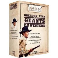 Coffret Gregory Peck DVD
