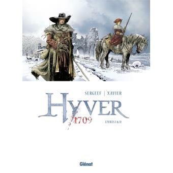 Le Grand Hyver 1709Hyver 1709 - Coffret T01 et 02