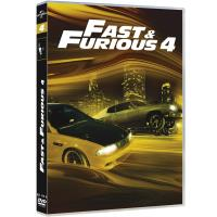 Fast and Furious 4 DVD
