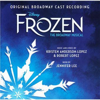 Frozen:The broadway musical