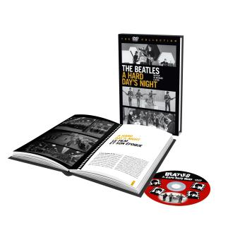The Beatles : A Hard Day's Night Collection Ciné Rock'n'Soul Exclusivité Fnac DVD