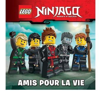 Lego Ninjago Lego Ninjago Amis Pour La Vie