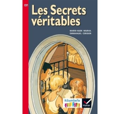 Ribambelle CE1 série rouge éd. 2016 - Les secrets véritables - Album 2