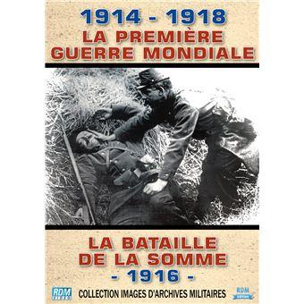 PREMIERE GUERRE MONDIALE-LA BATAILLE DE SOMME 1916-FR