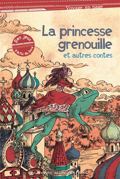 La princesse grenouille et autres contes