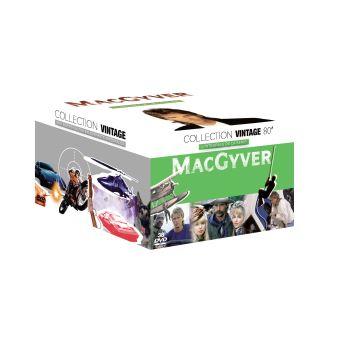 Mac GyverCoffret MacGyver L'intégrale DVD