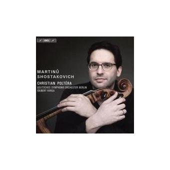 SHOSTAKOVICH & MARTINU CONCERTOS/SACD