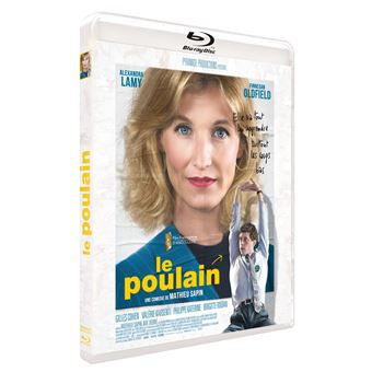 Le poulain Blu-ray