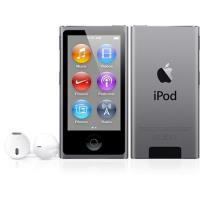 Apple Ipod Nano Space Gray 16Go Gb 8. Generation Mkn52Qg A