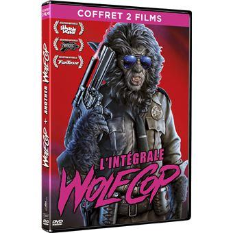 WolfcopCoffret Wolfcop L'intégrale DVD