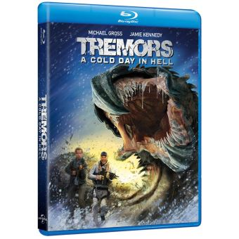 TremorsTremors 6 A Cold Day in Hell Blu-ray