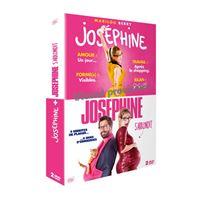 Coffret Joséphine 2 films DVD