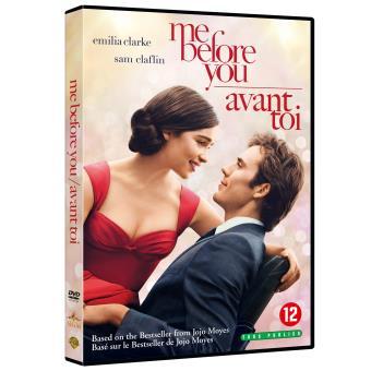 Avant toi DVD