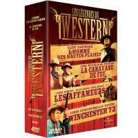 L'Homme des hautes plaines - La caravane de feu - Winchester 73 - Les Affameurs
